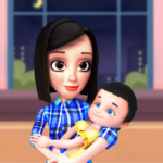 Busy Virtual Mother Simulator 2021 👩  3.3 (MOD Unlimited Money)