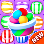 [APK] Candy Home Blast – Match 3 game 1.1.9 (MOD Unlimited Money)