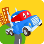 [APK] Car City World: Little Kids Play Watch TV & Learn 1.3.12 (MOD Unlimited Money)