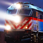 Chicago Train Idle Transport Tycoon  1.1.21 (MOD Unlimited Money)