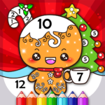 [APK] Christmas Coloring Book By Numbers 2.4 (MOD Unlimited Money)