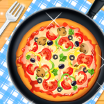 [APK] Cooking Pizza Maker Kitchen Food Cooking Games 0.12 (MOD Unlimited Money)