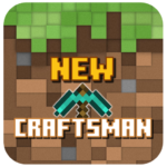 [APK] Craftsman – Crafting and building 1.2.6 (MOD Unlimited Money)