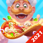 Crazy Diner Crazy Chef's Cooking Game  1.1.8 (MOD Unlimited Money)