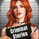 Criminal Stories Detective games with choices  0.3.5 (MOD Unlimited Money)