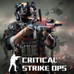 [APK] Critical Strike Ops – FPS 3D shooting Game 2.0.9 (MOD Unlimited Money)