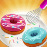 [APK] Donuts Factory Game : Donuts Cooking Game 1.0.3 (MOD Unlimited Money)