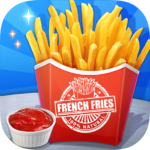 Fast Food – French Fries Maker  1.3 (MOD Unlimited Money)