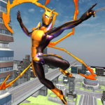 [APK] Flying Spider Hero Two -The Super Spider Hero 2020 0.2.7 (MOD Unlimited Money)