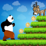 [APK] Forest Panda Run 1.3 (MOD Unlimited Money)