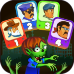 [APK] Four guys & Zombies (four-player game) 1.0.2 (MOD Unlimited Money)