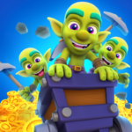 Gold and Goblins: Idle Miner  1.2.0 (MOD Unlimited Money)