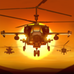Gunship Force Free Helicopter Games Attack 3D  3.66.9 (MOD Unlimited Money)