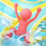 [APK] Idle Water Slide 1.7.7 (MOD Unlimited Money)