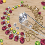 Jewelry Maker Paint by number  45.0 (MOD Unlimited Money)