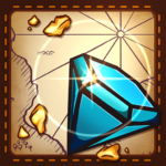 [APK] Jewels and gems – match jewels puzzle 1.3.0 (MOD Unlimited Money)