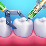 [APK] Mad Dentist 5.6.5038 (MOD Unlimited Money)