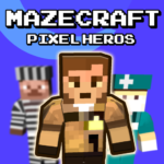 [APK] Maze Craft : Pixel Heroes 1.35 (MOD Unlimited Money)