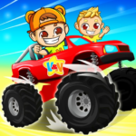 Monster Truck Vlad & Niki  1.0.9 (MOD Unlimited Money)
