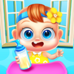 My Baby Care Newborn Babysitter & Baby Games  2.0 (MOD Unlimited Money)