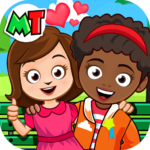 My Town : Best Friends' House games for kids  1.06 (MOD Unlimited Money)