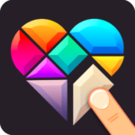 Polygrams Tangram Puzzle Games  1.1.46 (MOD Unlimited Money)