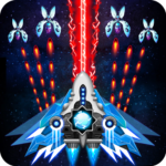 Space shooter – Galaxy attack – Galaxy shooter  1.505 (MOD Unlimited Money)