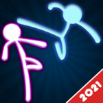 [APK] Stickman Fighting: 2 Player Funny Physics Games 1.8 (MOD Unlimited Money)