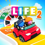 [APK] THE GAME OF LIFE 2 – More choices, more freedom! 0 .0.25(MOD Unlimited Money)