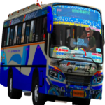 [APK] Tamil Bus Mod Livery | Indonesia Bus Simulator 1.2 (MOD Unlimited Money)