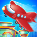 [APK] Town Airport Adventures – Play Airport Games 1.0.5 (MOD Unlimited Money)
