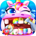 [APK] Unicorn Dentist – Rainbow Pony Beauty Salon 1.4 (MOD Unlimited Money)