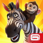 [APK] Wonder Zoo – Animal rescue ! 2.1.1a (MOD Unlimited Money)