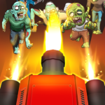 Zombie Defense Idle Game  1.8 (MOD Unlimited Money)