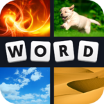 4 Pics 1 Word  60.6.2 (MOD Unlimited Money)
