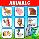 [APK] Animal sounds. Learn animals names for kids 6.6 (MOD Unlimited Money)