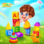 Baby Learning Games for Toddlers & Preschool Kids  1.0.23 (MOD Unlimited Money)