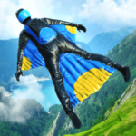 Base Jump Wing Suit Flying  1.0 (MOD Unlimited Money)