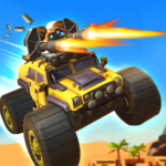 Battle Cars: Monster Hunter  2.1 (MOD Unlimited Money)