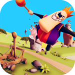 [APK] Catapult Shooter 3D💥: Revenge of the Angry King👑 1.0.19 (MOD Unlimited Money)
