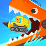 [APK] Dinosaur Ocean Explorer: Games for kids & Toddlers 1.0.3 (MOD Unlimited Money)