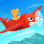 [APK] Dinosaur Plane – Plane piloting game for kids 1.1.0 (MOD Unlimited Money)