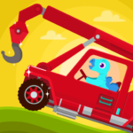 [APK] Dinosaur Rescue – Truck Games for kids & Toddlers 1.1.0 (MOD Unlimited Money)