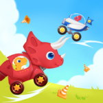 [APK] Dinosaur Smash: Driving games for kids 1.1.2 (MOD Unlimited Money)