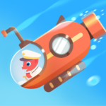 [APK] Dinosaur Submarine: Games for kids & toddlers 1.0.5 (MOD Unlimited Money)