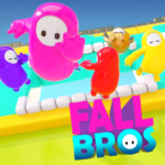 [APK] Fall Bros 8 (MOD Unlimited Money)