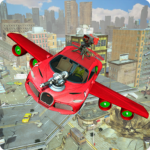 [APK] Flying Car Rescue Game 3D: Flying Simulator 1.9 (MOD Unlimited Money)