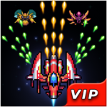 Galaxy Shooter : Falcon Squad Premium  or Android (MOD Unlimited Money)