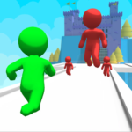 [APK] Giant Clash 3D – Join Color Run Race Rush Games 0.9 (MOD Unlimited Money)
