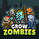 [APK] Grow Zombie inc – Merge Zombies 36.3.3 (MOD Unlimited Money)